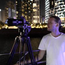 Freelancer Юрий Т. — Ukraine, Chernigov. Specialization — Audio/video editing, Photo processing