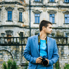Freelancer Віктор Р. — Ukraine, Rovno. Specialization — Photography