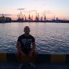 Client Виталий В. — Ukraine, Odessa.