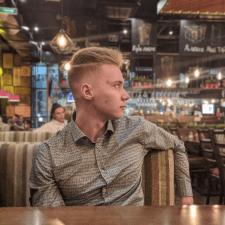 Фрилансер Viktor P. — Россия, Пермь. Специализация — HTML/CSS верстка, Javascript