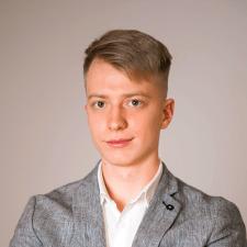 Freelancer Влас З. — Ukraine, Kharkiv. Specialization — HTML/CSS, JavaScript