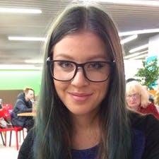 Freelancer Alina L. — Ukraine. Specialization — Copywriting, Rewriting