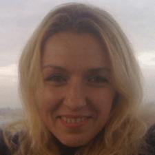 Фрилансер Оксана К. — Украина. Специализация — HTML и CSS верстка, Javascript