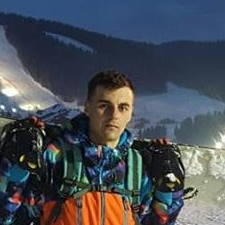 Фрилансер Александр Б. — Молдова.