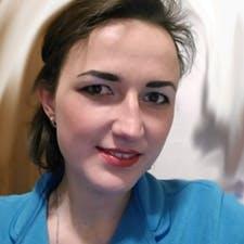 Freelancer Евгения Ф. — Ukraine. Specialization — Presentation development, Text editing and proofreading
