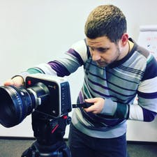 Freelancer Артем Ж. — Ukraine, Kyiv. Specialization — Video recording, Video processing