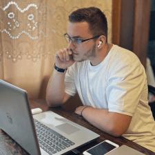 Freelancer Юра Ш. — Ukraine, Kharkiv. Specialization — Audio and video editing, Web design