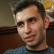 Фрилансер Бабкен А. — Россия, Москва. Специализация — HTML/CSS верстка, Javascript