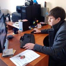 Freelancer Anton P. — Belarus, Minsk. Specialization — HTML/CSS, JavaScript
