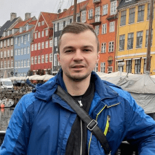 Freelancer Александр Г. — Ukraine, Kharkiv. Specialization — Website development, Web design