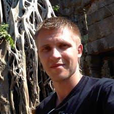 Freelancer Oleksandr P. — Ukraine, Kyiv. Specialization — HTML/CSS, JavaScript