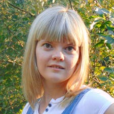 Freelancer Александра К. — Ukraine, Kramatorsk. Specialization — English, Article writing