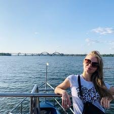 Freelancer Алина Гонтова — Content management, Information gathering