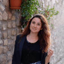 Фрилансер Алина К. — Италия, Napoli. Специализация — Создание сайта под ключ, Microsoft .NET