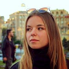 Фрілансер Аліна А. — Україна, Хмельницький. Спеціалізація — Дизайн сайтів, Дизайн інтерфейсів