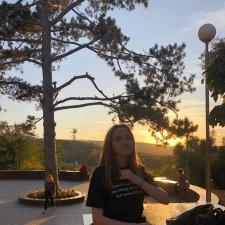 Фрилансер Анастасия М. — Молдова, Кишинев. Специализация — HTML/CSS верстка, Английский язык