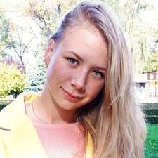Freelancer Амина К. — Ukraine, Poltava. Specialization — Website development, Web design