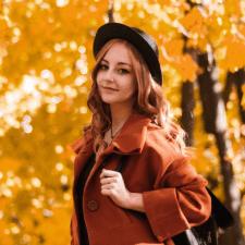 Freelancer Анастасия Т. — Ukraine. Specialization — Web design, Social media page design