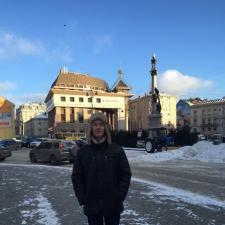 Фрилансер Павел К. — Украина, Днепр. Специализация — Java, Обработка данных