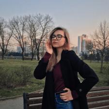 Freelancer Анастасия Р. — Ukraine, Vasilkov. Specialization — Photo processing, Social media page design