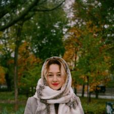 Client Анастасия А. — Ukraine, Kyiv.