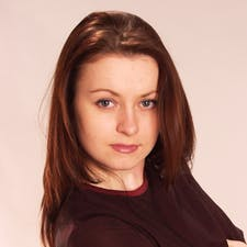 Freelancer Anna Л. — Ukraine, Priluki. Specialization — Naming and slogans, Logo design