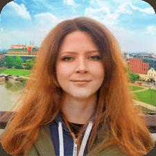 Фрилансер Анна М. — Украина, Киев. Специализация — Дизайн сайтов, Разработка презентаций