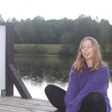 Фрилансер Anna Leonenko — Иллюстрации и рисунки, Живопись и графика