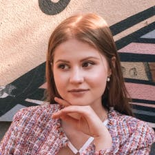 Freelancer Аня Х. — Poland, Warsaw. Specialization — Photo processing, Video processing