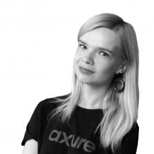 Фрилансер Анна К. — Украина, Киев. Специализация — Дизайн сайтов, Дизайн мобильных приложений