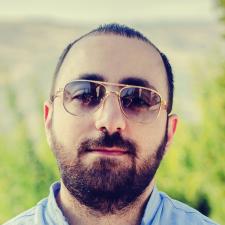 Freelancer Ara H. — Armenia, Yerevan. Specialization — JavaScript, Web programming