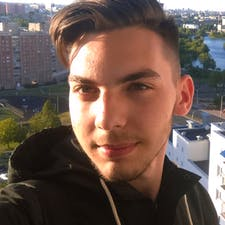 Фрилансер Артём Гришанович — JavaScript, Application programming
