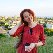 Freelancer Ася С. — Ukraine, Zaporozhe. Specialization — Copywriting, Rewriting