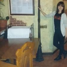 Фрилансер Анастасия П. — Украина, Запорожье. Специализация — HTML/CSS верстка