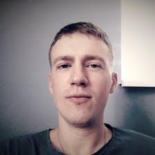 Freelancer Максим С. — Ukraine, Dnepr. Specialization — HTML/CSS, JavaScript