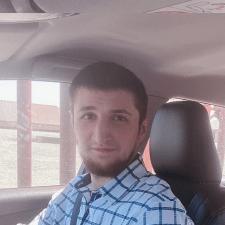 Freelancer Salman B. — Russia, Tver. Specialization — HTML/CSS, Web design