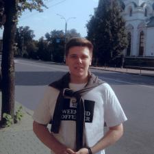 Freelancer Даниил Л. — Ukraine, Zaporozhe. Specialization — Web design, Mobile apps design