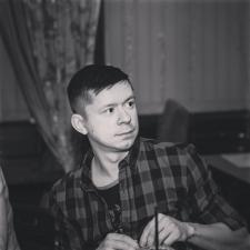 Freelancer Иван Ш. — Russia, Saint-Petersburg. Specialization — Web design, Logo design