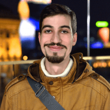 Freelancer Давид М. — Ukraine, Kyiv. Specialization — Website development, Web design
