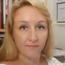 Freelancer Ольга Х. — Ukraine, Kyiv. Specialization — 1C, Accounting services