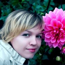 Фрилансер Ольга С. — Украина, Киев. Специализация — Дизайн сайтов, Иконки и пиксельная графика