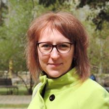 Фрилансер Мария И. — Россия. Специализация — Транскрибация