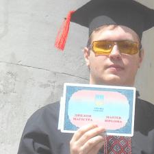 Фрілансер Александр К. — Україна, Київ. Спеціалізація — Реферати, дипломні, курсові, Навчання