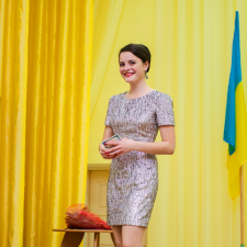 Freelancer Iryna F. — Ukraine, Kyiv. Specialization — Copywriting, English