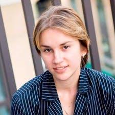 Freelancer Дарья М. — Russia, Tomsk. Specialization — English, German