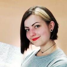 Фрилансер Дарья Р. — Украина, Житомир. Специализация — Дизайн визиток, Полиграфический дизайн