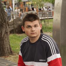 Freelancer Максим Б. — Ukraine, Vinnytsia. Specialization — Vector graphics, Logo design