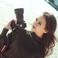 Freelancer Дарья Ф. — Ukraine, Odessa. Specialization — Audio/video editing, Speaker/Voice services