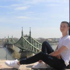 Freelancer Дмитрий К. — Ukraine, Kharkiv. Specialization — JavaScript, HTML and CSS