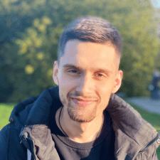 Freelancer Едуард М. — Ukraine, Kyiv. Specialization — Website development, Logo design